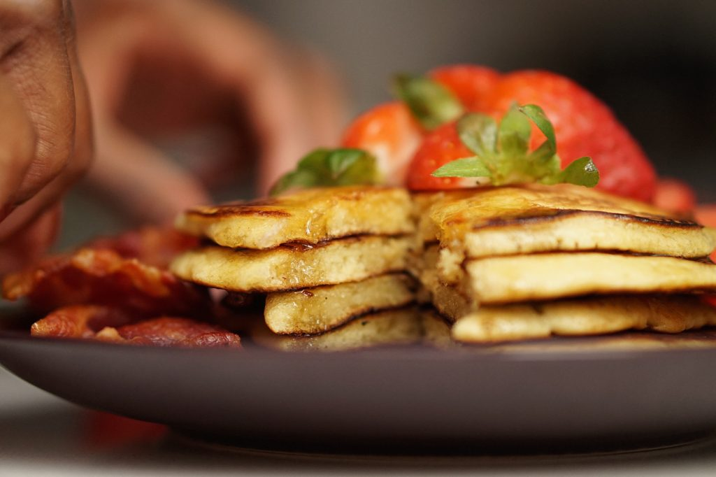 Pancake Day - American Fluffy Pancakes - Chinny's Kitchen