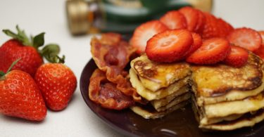 Happy Pancake Day - American Fluffy Pancakes