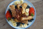 Churro French Toast Sticks - Chinny's Kitchen